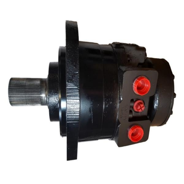 Caterpillar 268B 1-Spd Reman Hydraulic Final Drive Motor #1 image