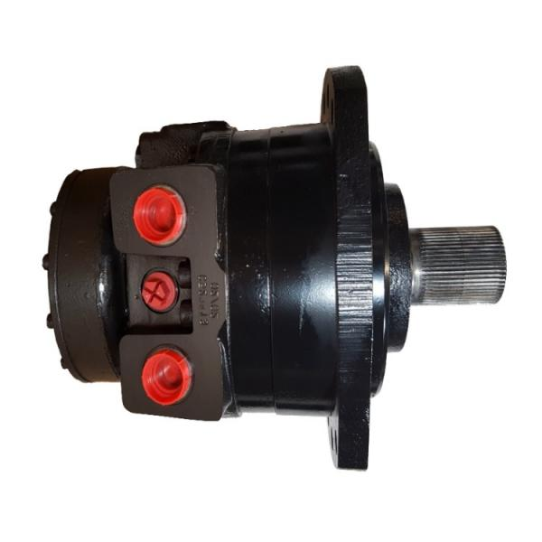 Caterpillar 246 1-spd Reman Hydraulic Final Drive Motor #1 image