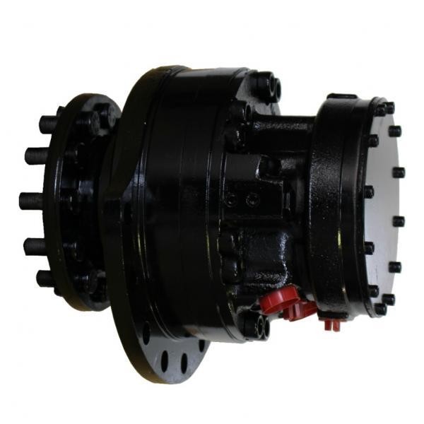Caterpillar 096-5908 Hydraulic Final Drive Motor #1 image